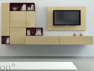 Гостиная стенка Sibox B018 - Мебельная фабрика «Астрон»