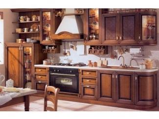 Прямая кухня Классика  - Мебельная фабрика «Вектра-мебель»