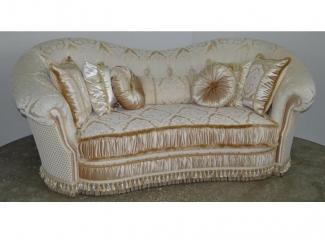 Диван прямой Ницца 3 - Мебельная фабрика «ALVI SALOTTI»
