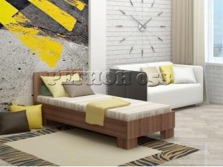 Кровать Юниор 6 - Мебельная фабрика «Регион 058»