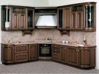 Кухня угловая 11 - Мебельная фабрика «ДСП-России»