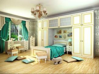 Детская Грэта - Мебельная фабрика «GVARNERI»