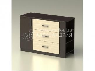 КОМОД 3\1  - Мебельная фабрика «Александрия»