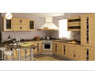 Кухонный гарнитур угловой 40 - Изготовление мебели на заказ «Ориана»