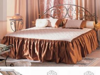 Кровать Кертис  - Мебельная фабрика «Командор»
