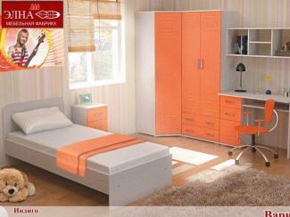 Детская Индиго вариант 2 - Мебельная фабрика «Элна»