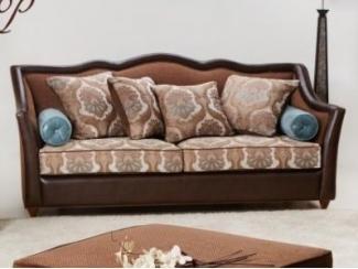 Небольшой прямой диван Сальвадор  - Мебельная фабрика «ALVI SALOTTI»