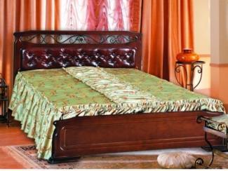 кровать Кристина 7 дерево