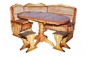 Кухонный уголок Оксана - Мебельная фабрика «Муром-мебель»