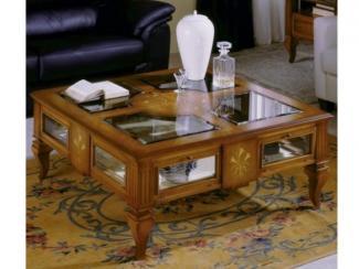 Стол журнальный Мод 138 - Импортёр мебели «Мебель Фортэ (Испания, Португалия)»
