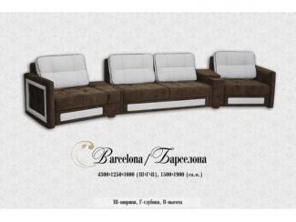 Диван Барселона - Мебельная фабрика «Angelo Astori»