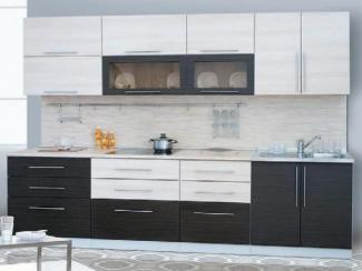 Кухонный гарнитур прямой Мега-2
