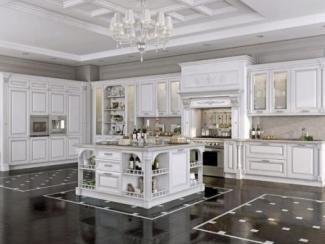 Кухонный гарнитур угловой Сорана - Мебельная фабрика «Градиент-мебель»
