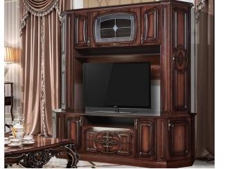 Небольшая модульная система для гостиной Азалия 12У 3 - Мебельная фабрика «Прогресс», г. Вологда