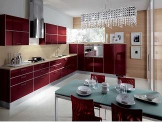 Кухня из пластика ПЛ-7 - Мебельная фабрика «Леспром»