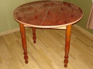 Стол круглый раздвижной - Мебельная фабрика «Стол и табуретка»