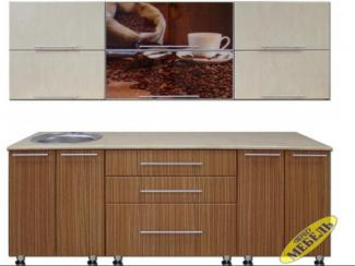 Кухня прямая 22 - Мебельная фабрика «Трио мебель»