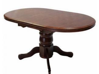 Стол обеденный овальный 2411СН - Импортёр мебели «МебельТорг»