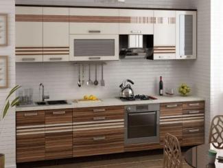 Кухонный гарнитур прямой Рио 16 - Мебельная фабрика «Витра»