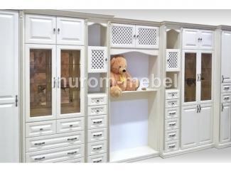 Стенка Оливия - Мебельная фабрика «Муром-мебель»