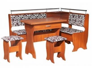 Кухонный уголок Елена 5 - Мебельная фабрика «Мебельная столица», г. Липецк
