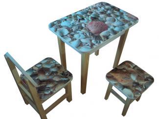 Стол стул детский - Мебельная фабрика «Рамзес»