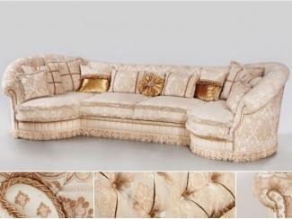 Классическая мебель для гостиной Ницца 2 - Мебельная фабрика «ALVI SALOTTI»