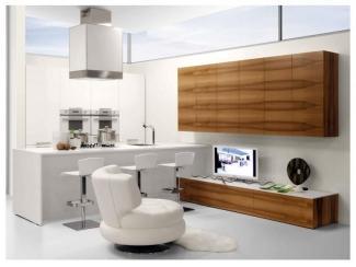 Новая кухня MATERIKA - Мебельная фабрика «Европлак», г. Подольск