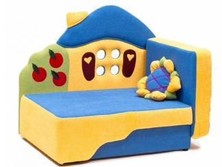 Детский диван Домик - Мебельная фабрика «Сканд-Мебель»