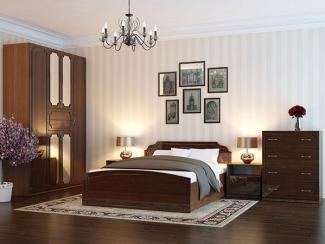 Спальня Классик-4 Альфа - Мебельная фабрика «МЭК»