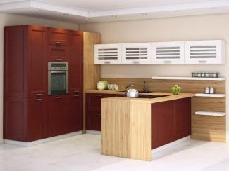 Кухня Пиано массив - Мебельная фабрика «Гармония мебель»