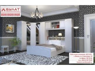 Спальный гарнитур Ева 04 - Мебельная фабрика «Булат»
