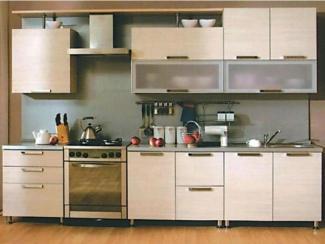 Кухонный гарнитур прямой Сирена