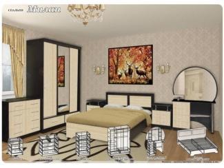 Спальный гарнитур Милан