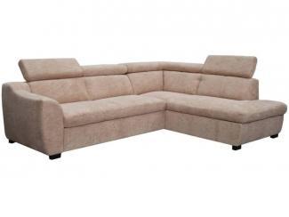 Новый диван с подголовниками Мехико угловой  - Мебельная фабрика «Пинскдрев»