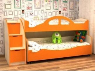 Детская кровать Альфа 5 - Мебельная фабрика «Квадрат»