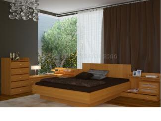 Спальня linetta - Мебельная фабрика «Интер-дизайн 2000»