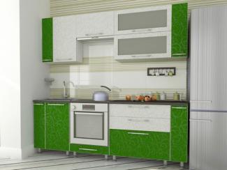 Кухонный гарнитур прямой Сиберия-118 - Мебельная фабрика «Форт»