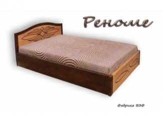 Кровать Реноме - Мебельная фабрика «ВЭФ»