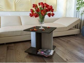 Журнальный стол 7 - Мебельная фабрика «Элна» г. Кузнецк