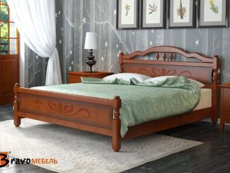 Кровать Карина 5 - Мебельная фабрика «Bravo Мебель»