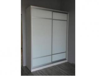Белый шкаф-купе - Мебельная фабрика «Альфа-Мебель»