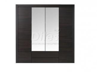 Шкаф Модерн (купе) 4СТ - Мебельная фабрика «Diles»