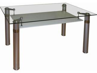 Стол стеклянный 43 - Мебельная фабрика «Техсервис»