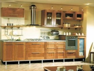 Кухня прямая Мериленд - Мебельная фабрика «НиксМебель»