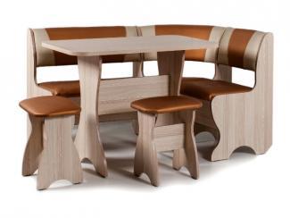 Кухонный уголок Тюльпан - Мебельная фабрика «Бител»
