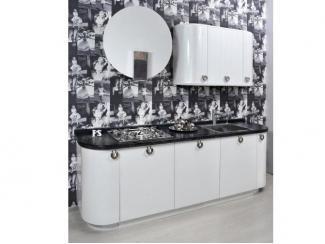 Современный кухонный Гарнитур - Мебельная фабрика «Кухни Альфа»