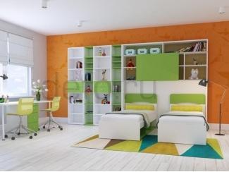 Детская Solnechny Gorod / Солнечный Город - Мебельная фабрика «Дэфо»