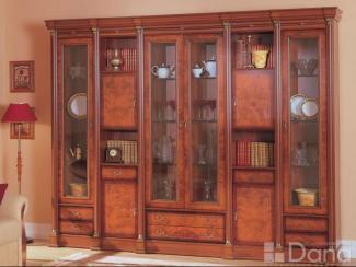 гостиная стенка Атланта 6 - Мебельная фабрика «Дана»