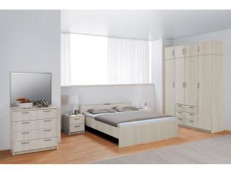 Спальный гарнитур Эко - Мебельная фабрика «Боровичи-Мебель»